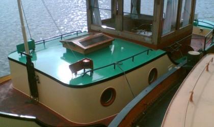 Schilderen boten 3x (Gorinchem)